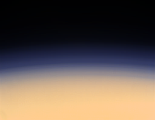 Titan's layers of haze NASA / JPL / SSI / Val Klavans
